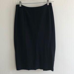 black Laundry by Shelli Segal pencil skirt